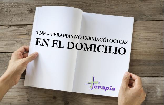 Terapias no farmacológicas en el domicilio