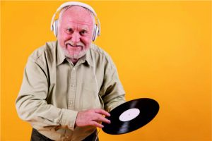 Lista de reproducción gratuita: historia musical de nuestros mayores